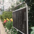 写真:西郷隆盛屋敷跡