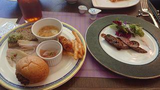 ビュッフェ&カフェレストラン ナイト&デイ