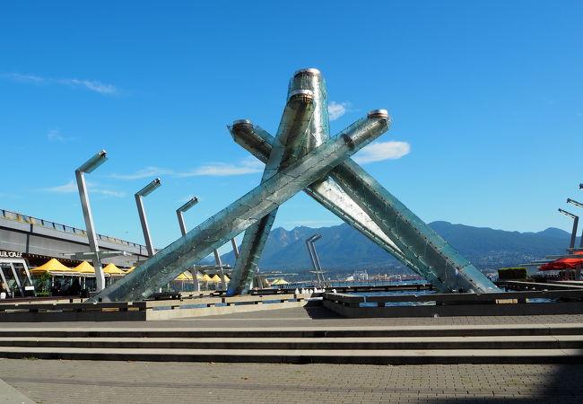 オリンピック聖火台