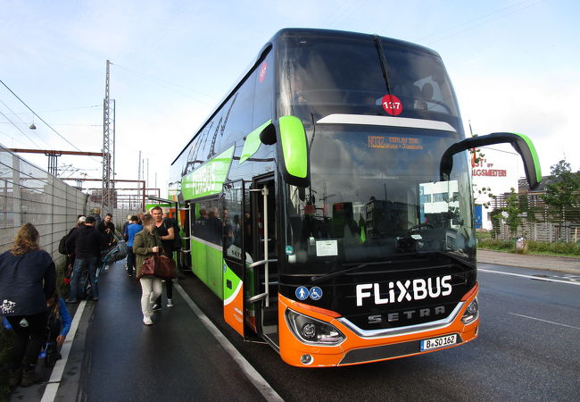 長距離バス