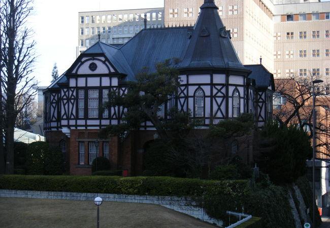 明治学院記念館