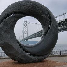 明石海峡大橋の撮影スポット