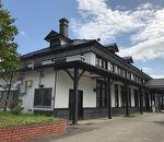 旧室蘭駅舎(室蘭観光協会)