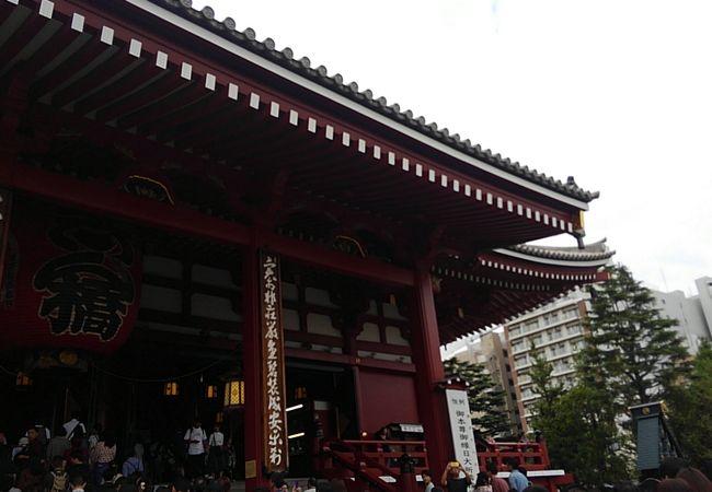 浅草寺 本堂