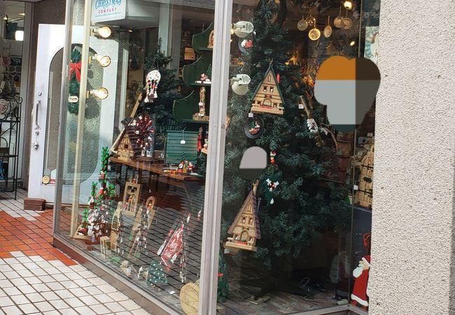 代官山クリスマスカンパニー