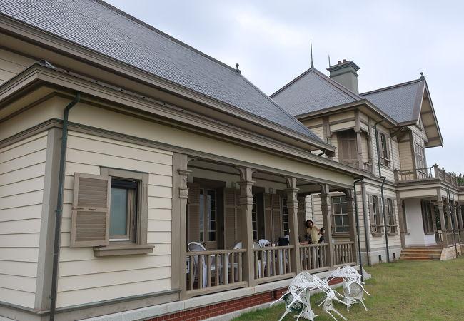 旧武藤山治邸 (旧鐘紡舞子倶楽部)