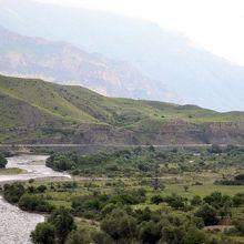 ダゲスタン共和国のアヴァール人のふるさとを流れる大河