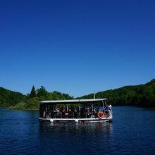 コジャク湖の移動