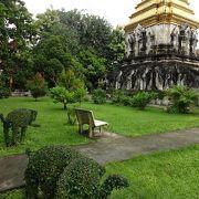 いい雰囲気のお寺です。