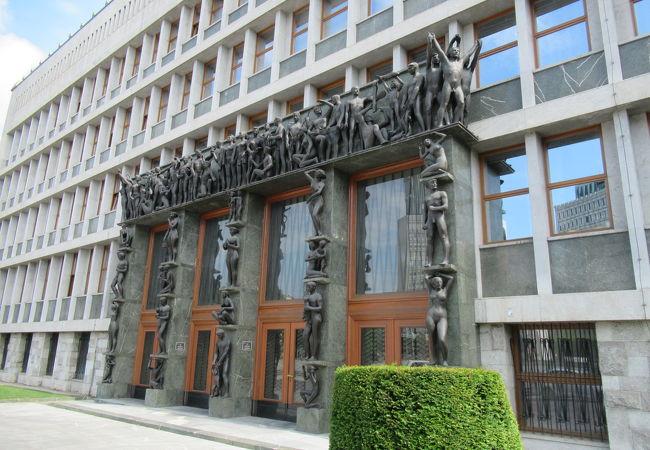 スロベニア国会議事堂