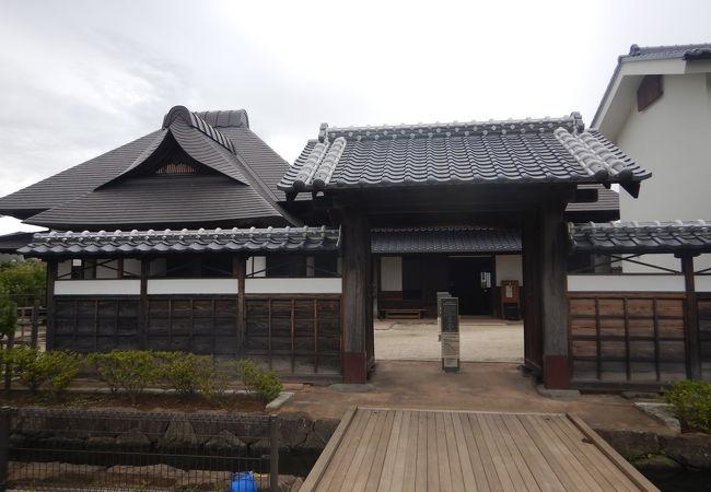 旧東方村中村家住宅