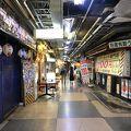 写真:浅草地下商店街
