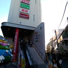 下北沢レシピの主要な店舗
