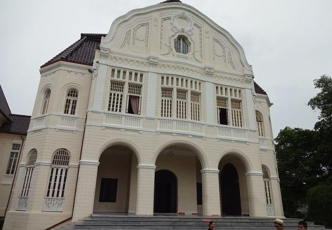 ラーマ5世の宮殿