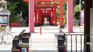 狐の嫁入り神事 (海山道神社)