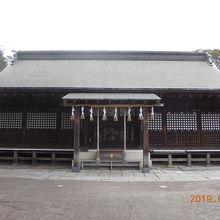 関東最古といわれる大社♪見どころたくさん。