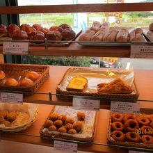 道の駅キララ多岐に入るパン屋さん。 フレンチトーストがなかなか美味しかった!