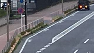 東京五輪マラソン折返点記念碑
