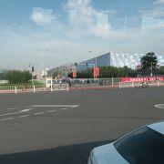 オリンピックの施設
