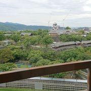 絶景の熊本城ビュー