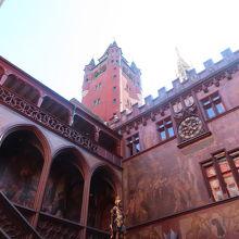 市庁舎(バーゼル)