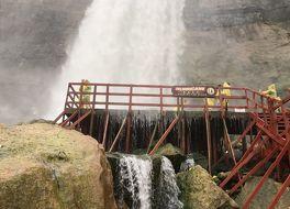 ナイアガラの滝 (ブライダルベール滝)