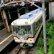 味のあるローカル電車