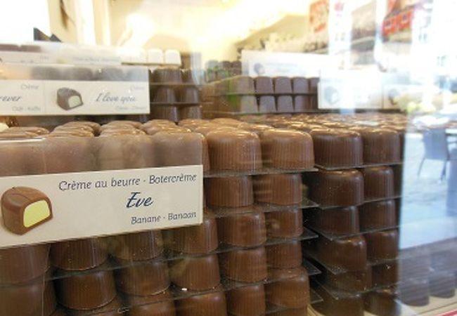 チョコレート広場といえそう