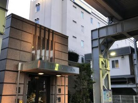 京急EXイン 品川・新馬場駅北口 写真