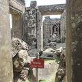人生を表した遺跡、タイ国境。シェムリアップからは遠いけど行くべき。