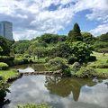 写真:新宿御苑 旧御涼亭