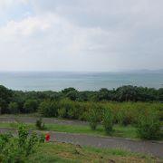 海・山・花の景色