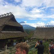 富士山が良く見えるスポット