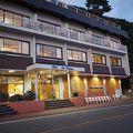 富士山ビューの宿