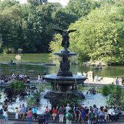 巨大な公園です。(日比谷公園より広い!!!)