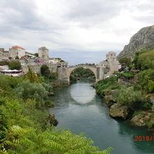 モスタルの橋