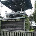 写真:題経寺(柴又帝釈天) 大鐘楼