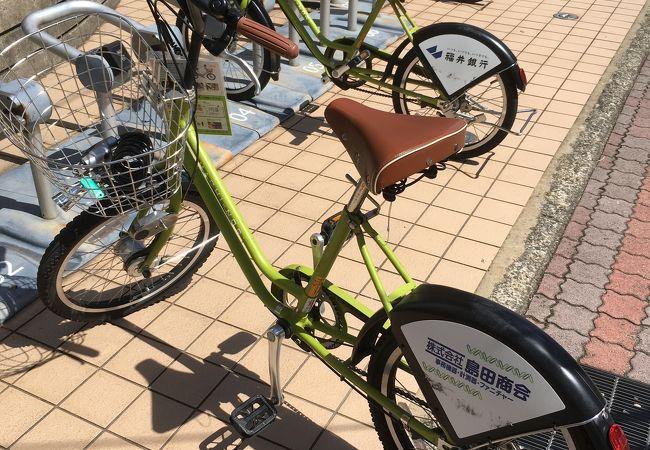金沢レンタルサイクル まちのり