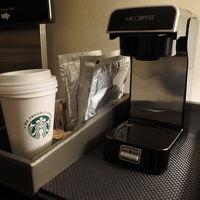 コーヒーはスターバックス。