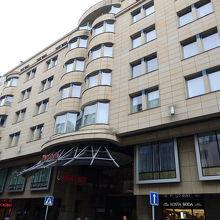プラハ マリオット ホテル