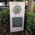 写真:リカルテ将軍記念碑