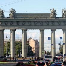 モスクワの凱旋門