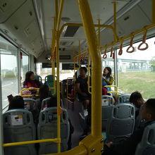 空港からの無料バス