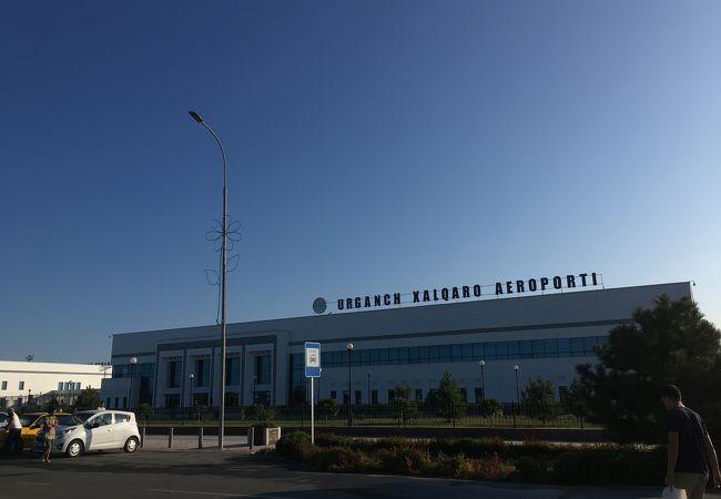 ウルゲンチ空港 (UGC)