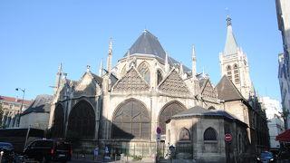 サン セヴラン教会