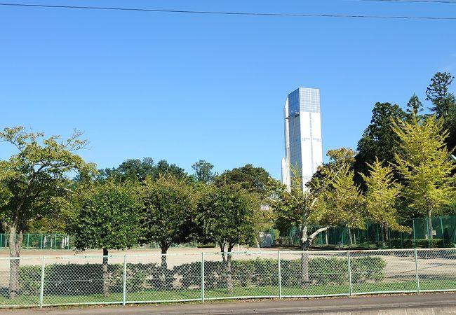 角田市スペースタワー コスモハウス