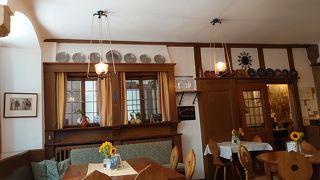 Hotel-Gasthof Goldener Greifen restaurant