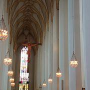 ミュンヘンでは最古の教会