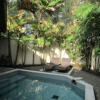 客室のプール