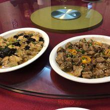 ツアー最後の晩餐は中華